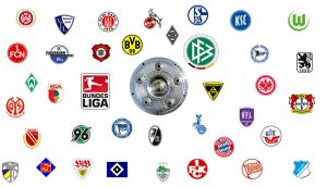 tante le squadre del campionato bundesliga